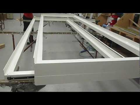 IQ Glass Behind the Scenes: Automatic Sliding Rooflight
