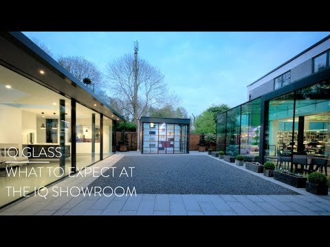 What to expect at the IQ Showroom I IQ Glass