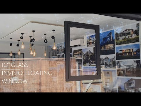The Invisio 'Floating Window' I IQ Glass