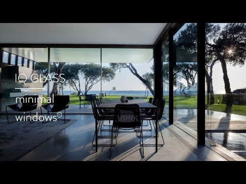 minimal windows® at the IQ Showroom