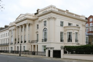 """""""the Grade 1 listed property was commissioned in 1811 by the Prince Regent and designed by royal architect and planner Sir John Nash"""""""