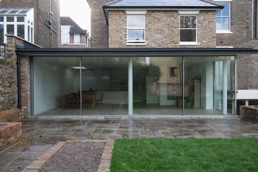 Open Kitchen Floor Plans Designs Want An Extension What Glazing Is Right For You 187 Iq