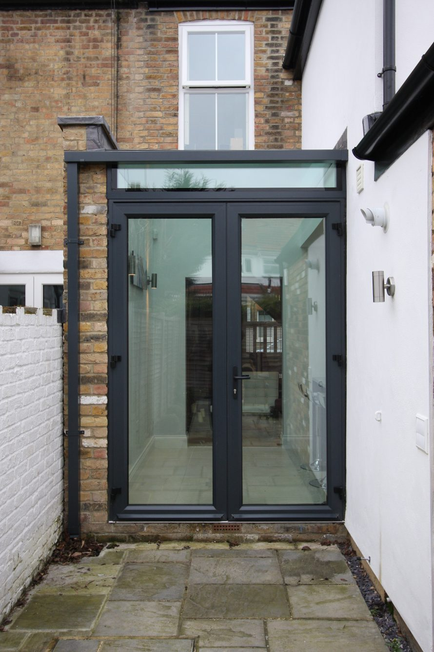 Super insulated side infill extension iq glass news for The house returns