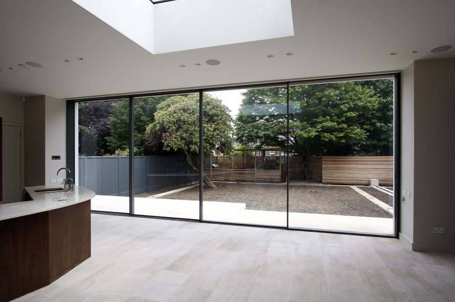 Frameless Sliding Patio Doors - Home Design Ideas and Pictures