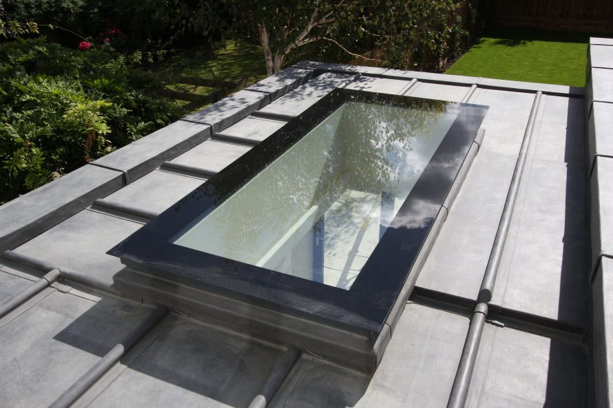Structural Glass Roof Light Designs 187 Iq Glass News