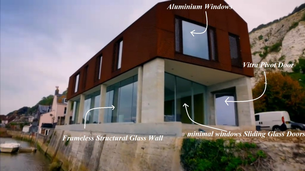 The IQ Glass glazing elements used on this Grand Design