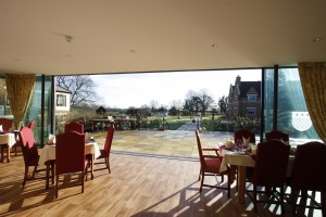 Sliding Glass Doors to Godswell Park luxury care home
