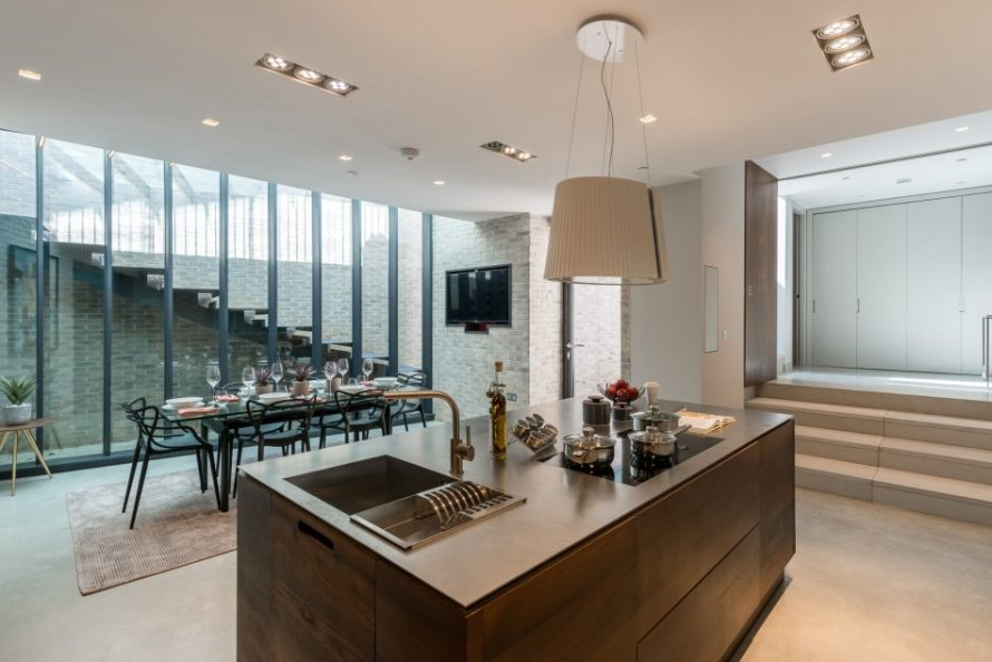 Home, The Sunday Times – The Tailored House, West-London