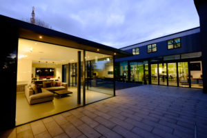 The UK's largest architectural glazing showroom