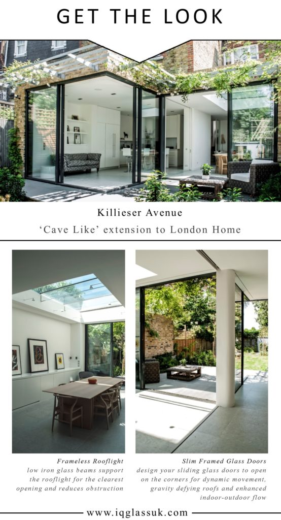 'Cave Like' Extension to London Home