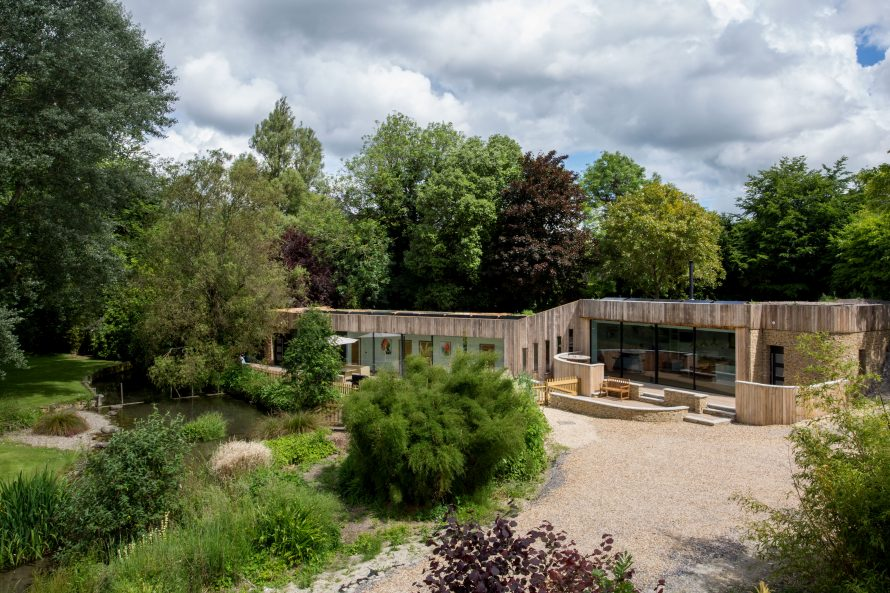 A House in the Garden Project by RPA Architects
