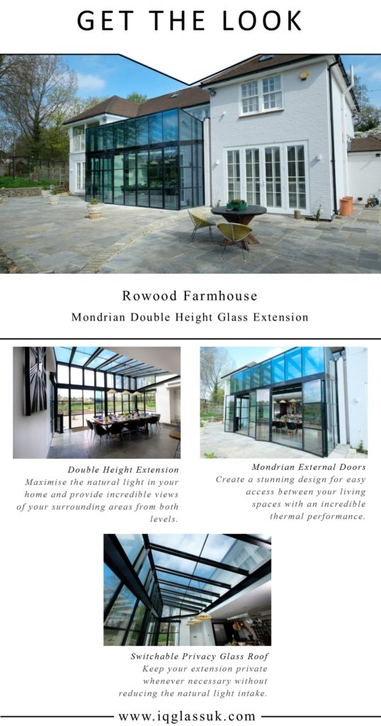 Rowood Farmhouse - Double Height Mondrian<sup srcset=