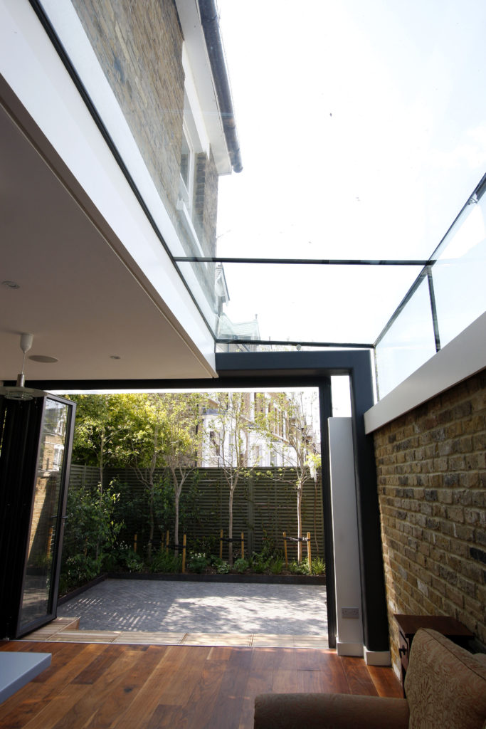 3D Structural Glass Roof - IQ Glass
