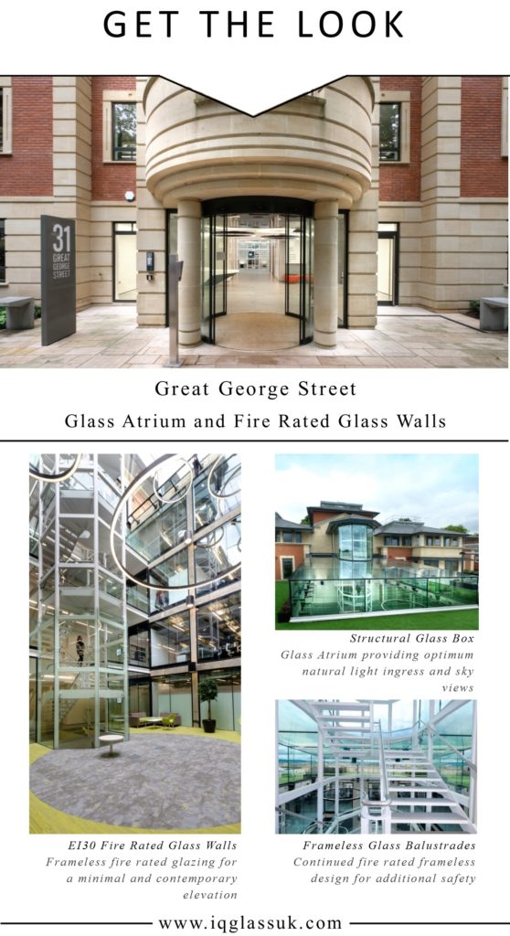 Great George Street Project by IQ Projects