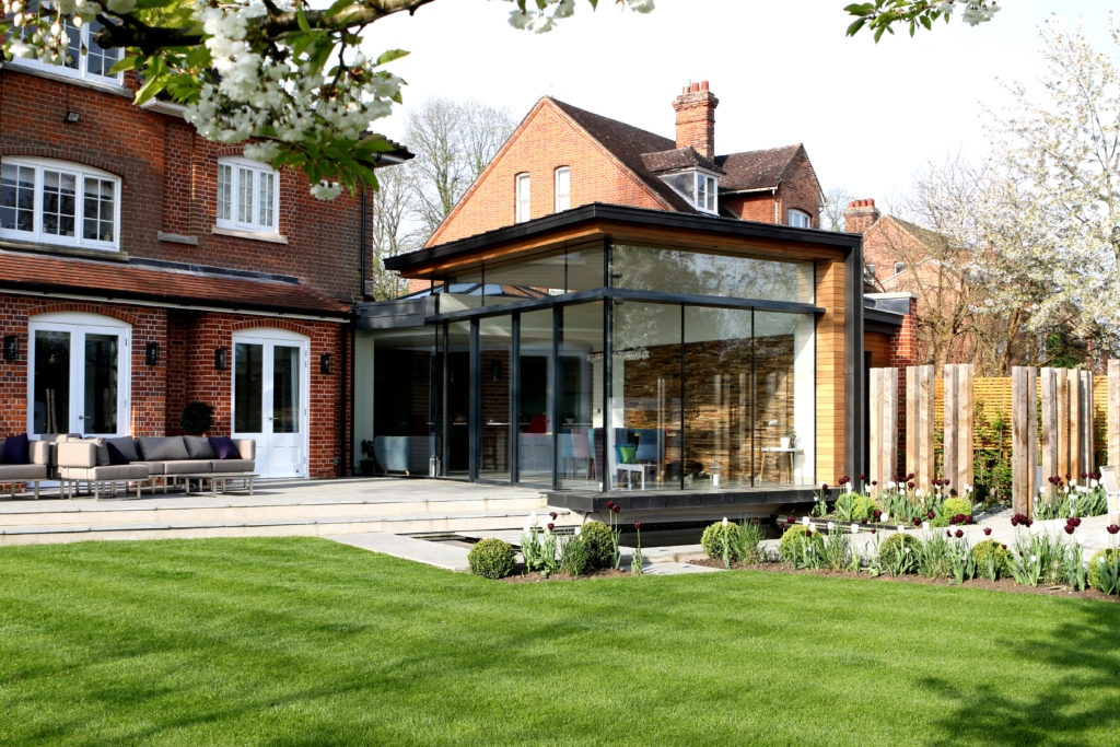 Achieve your dream glass extension