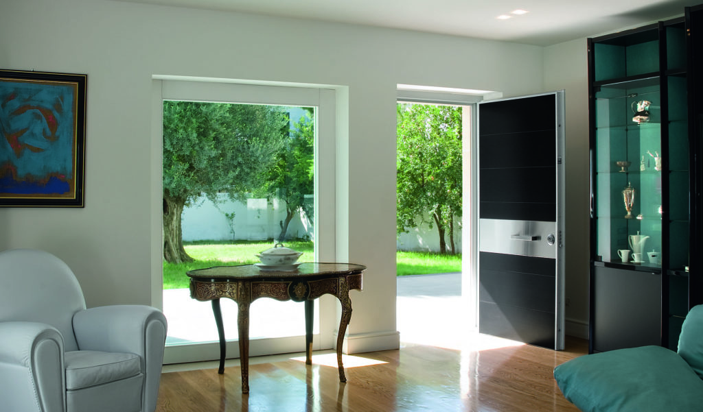 The Apertio Hinged front door from IQ