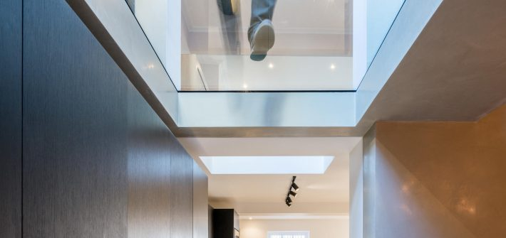 frameless rooflight