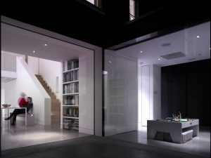 Invisio Frameless Structural Glass Walls