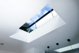 The new minimal venting rooflight system by IQ Glass