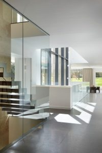 Internal Glass Walls